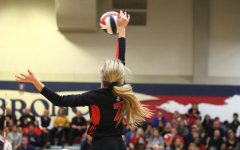 Volleyball looks to keep rolling in round four