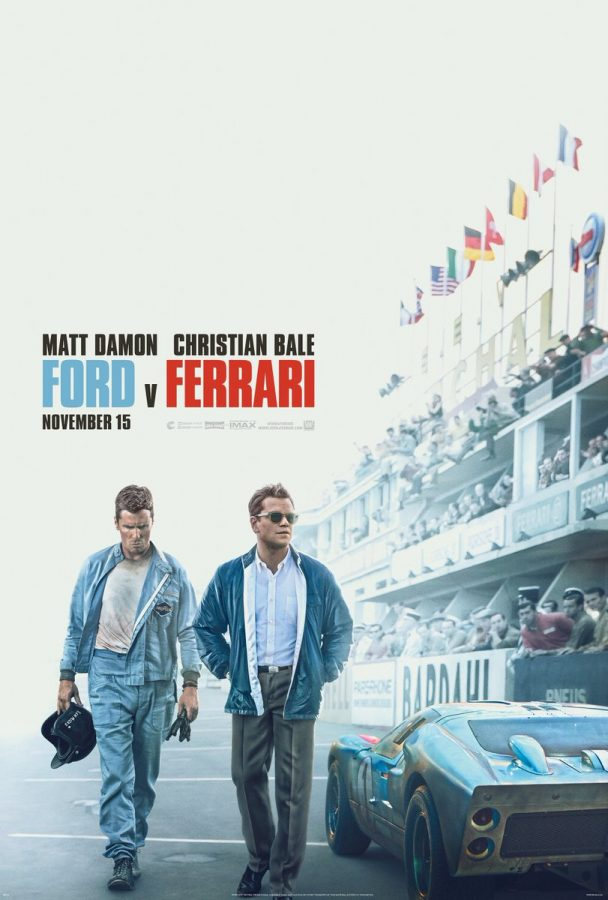 Review: 'Ford v Ferrari' succeeds through simplicity
