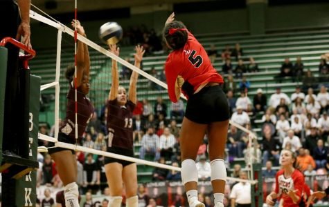 Volleyball slated to compete in state semi finals