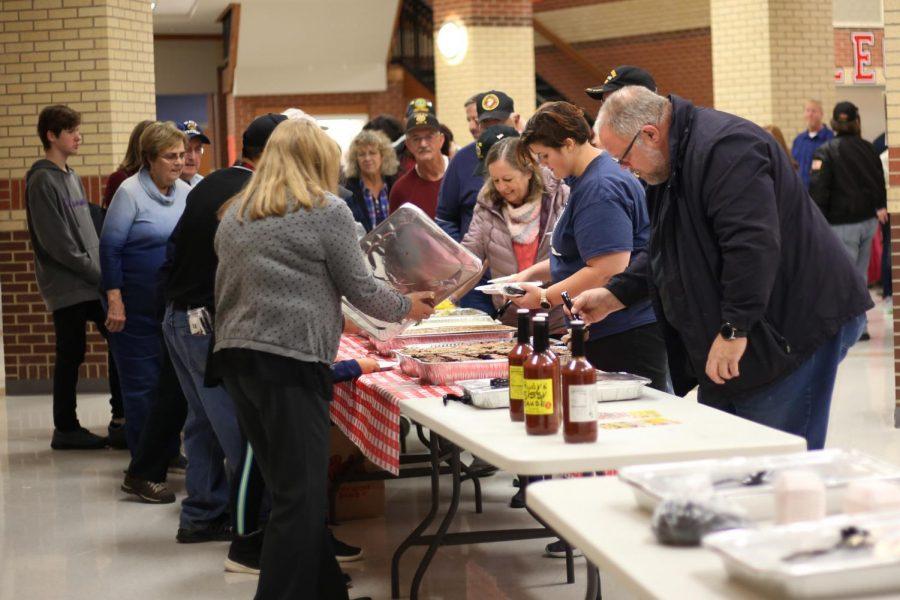 Photo Gallery: Veteran's Dinner