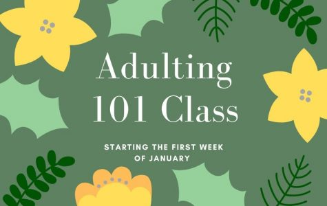 Students create Adulting 101 class for senior project