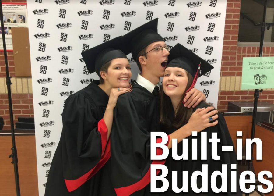 Video: Built-in Buddies