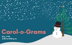 Choir to spread holiday spirit through Carol-o-Grams tonight