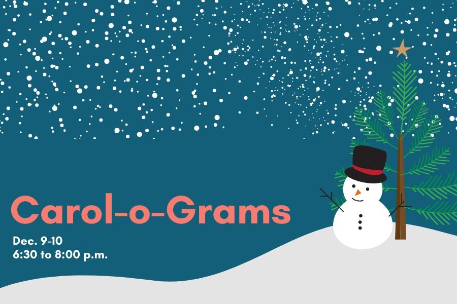 The Carol-o-Grams can be purchased for $26 on the choir website.