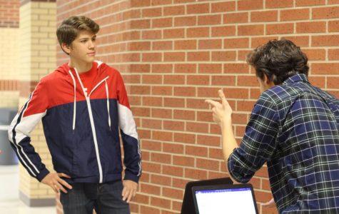 Debate team improves with experience, to compete in Berkner Dec. 13, 14
