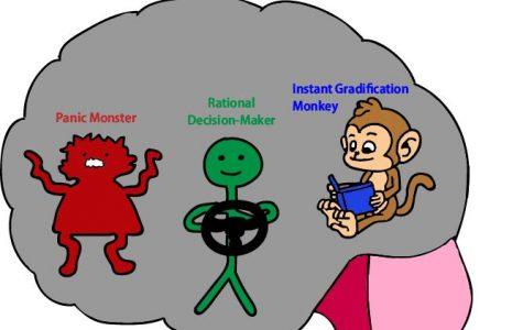 Column: My monkey and I