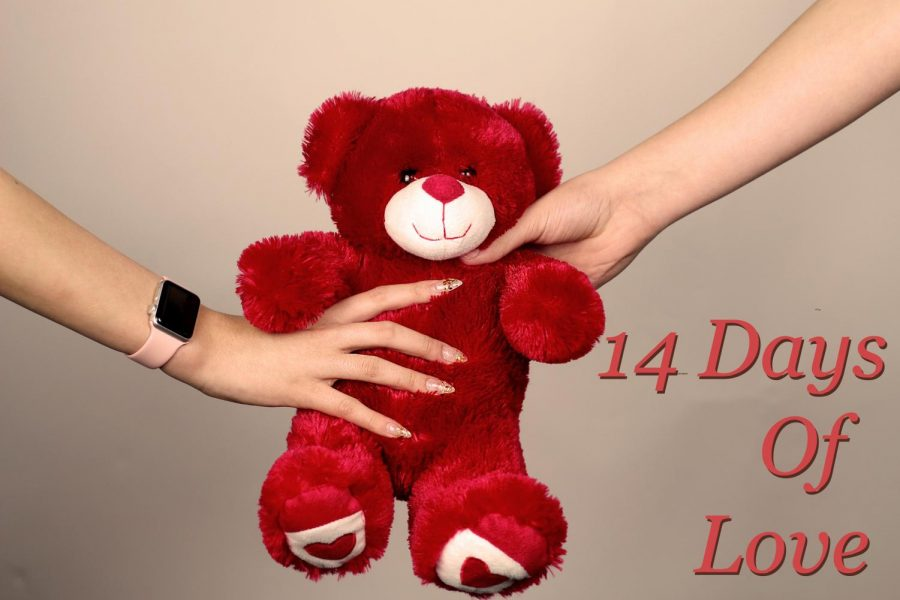 The Red Ledger's 2020 '14 Days of Love.'