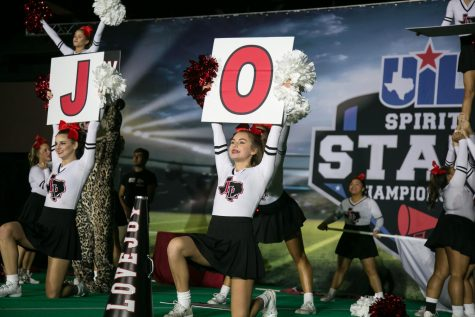 Cheer makes history at state competition, takes silver