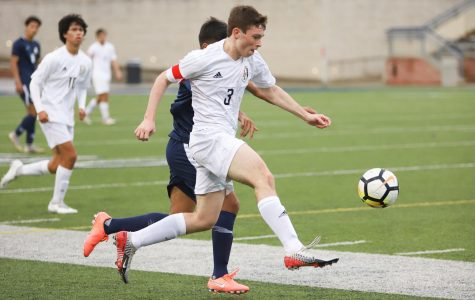 Boys soccer looks to generate more offense in Rockwall match