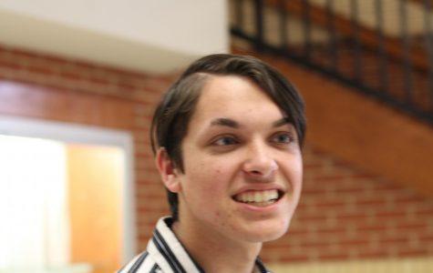 Senior Dalton Kelly