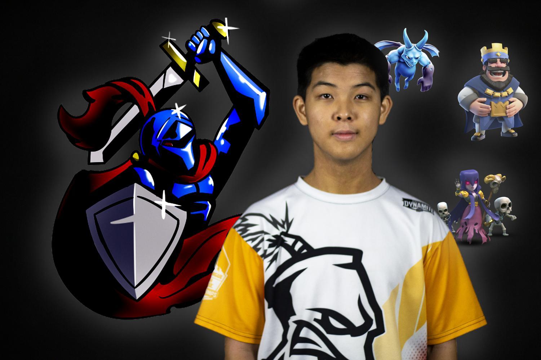 Sophomore Eric Wang starts his own Clash Royale gaming company. LA Gaming has sponsored Wang