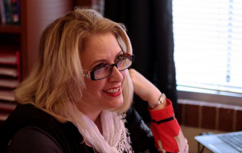 AP Statistics teacher Darla Emerson