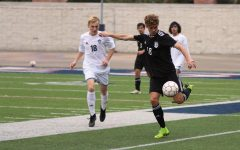 Boys soccer to face Denison after comeback against Wylie East