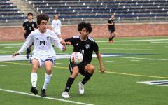 Boys soccer to play first home game
