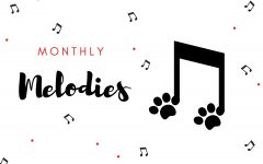 Monthly melodies: February