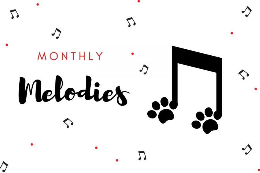 In the Monthly Melodies series, TRL covers some of the most notable albums and singles that dropped in the last month that were not covered with their own in-depth review.
