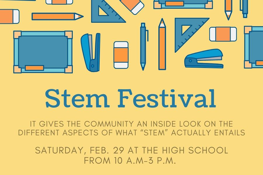 The STEM festival will host guest speakers to give attendants a better understanding of the STEM program