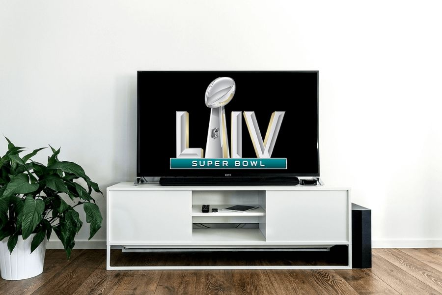 According to Sports Illustrated, on average over 111 million people tune in to the Super Bowl.