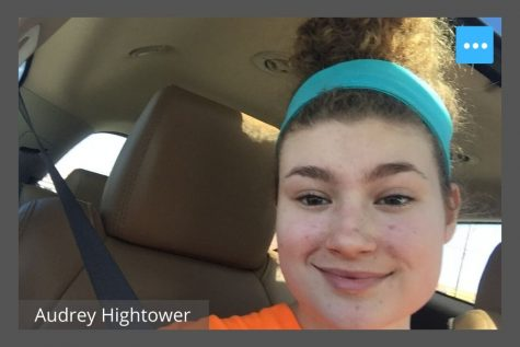 Freshman Lily Hager