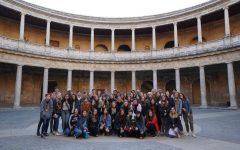 Visual arts program trip abroad postponed