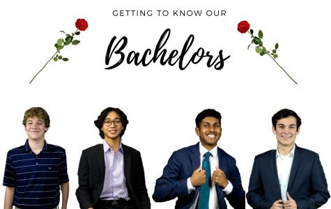 Freshman Will Doig, sophomore Derek Dang, junior Peter Godipelly and senior Weston Wimbish were announced as the 2020 bachelors Feb. 19.