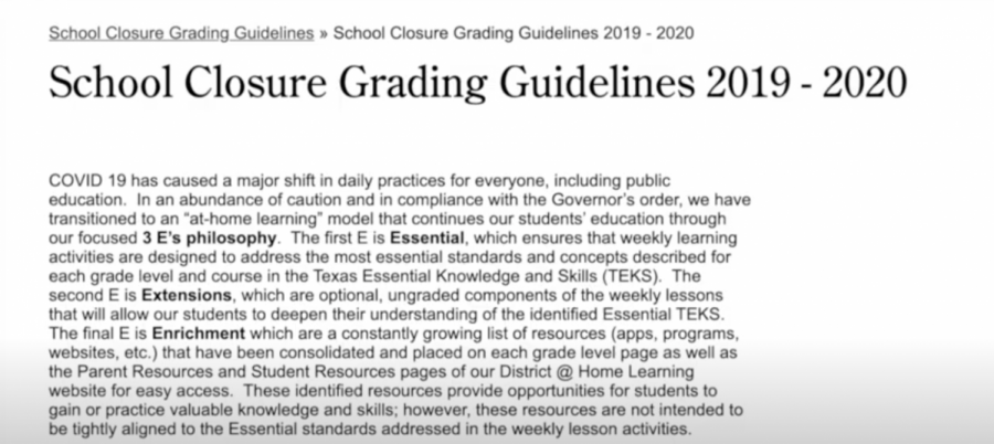 Leopard Pause: Updated grading policy