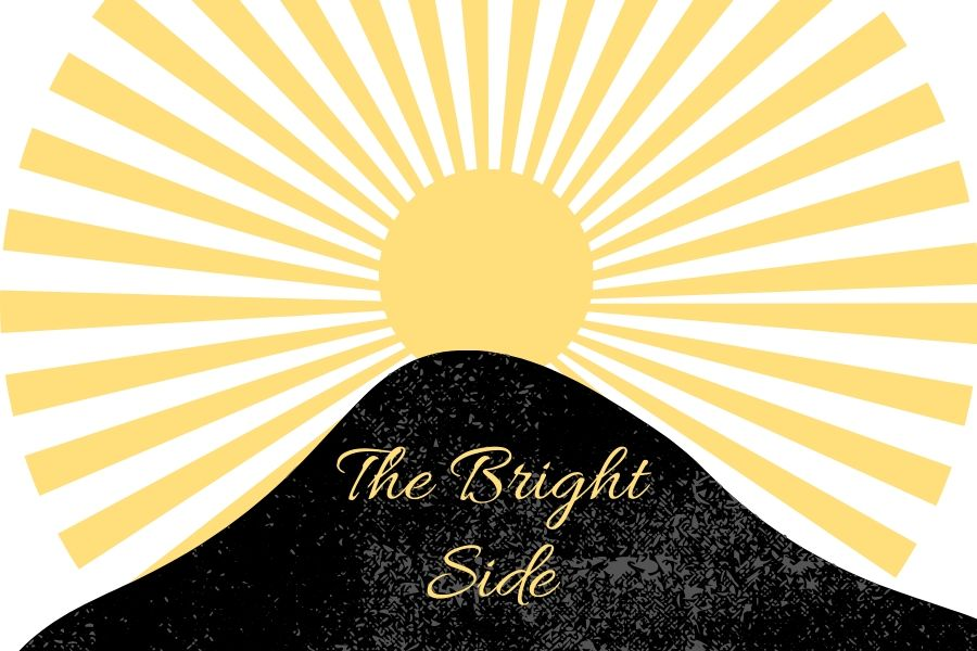 """The Bright Side"" is a new series which will discuss three pieces of positive news taking place across the state, nation and world in light of  COVID-19."