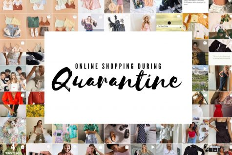 Pictured in the graphic are the Instagram feeds of Love Lex, Tiger Mist, Urban Outfitters, Free People, Pacsun, The Copper Closet, Topshop, Princess Polly and Showpo.