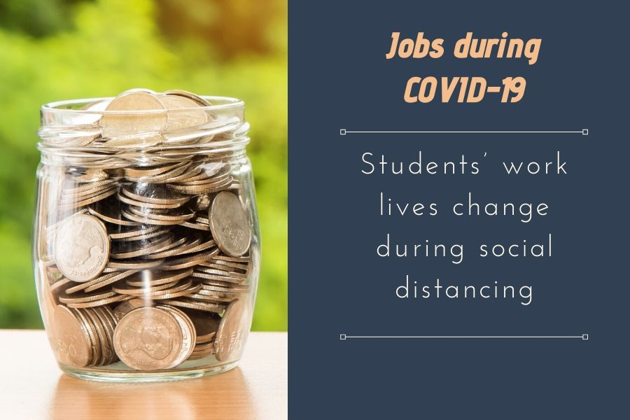 Coronavirus has caused changes in many jobs, whether it be an increase or decrease in hours, or a change in policy.