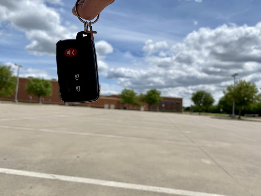 """While I sat in my car, parked in my spot, I reminisced on the hassle this was every morning. I wasn't perpetually tardy, but it happened often enough that nobody was surprised. Then I thought about why the parking spot mattered."""