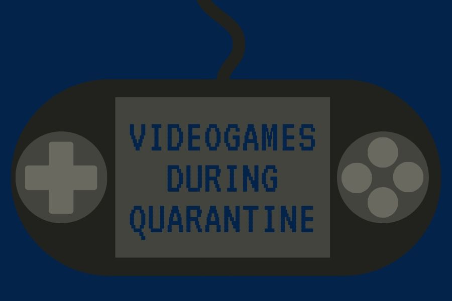 The suggested video games provide players with friends to communicate with and something to pass the time during quarantine.