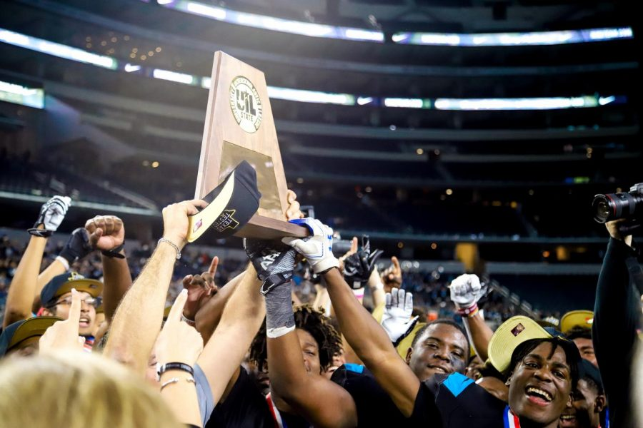 My camera traveled with me to every DFW football field imaginable including the Ford Center and even AT&T Stadium, where I shot my last Texas High School football game, which was a bittersweet goodbye.