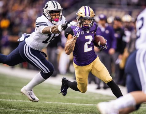 Aaron Fuller began playing football in kindergarten and went on to play for three full years on varsity for the high school. He signed with the Seattle Seahawks as an undrafted free agent on April 25.