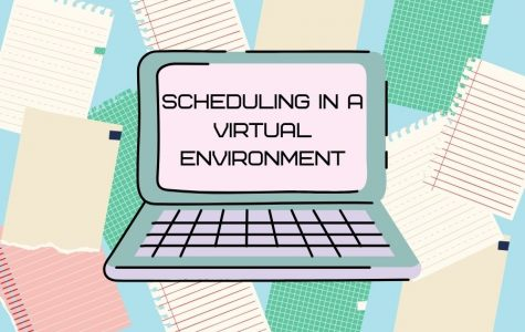Master scheduling comes into play as counselors and assistant principals adapt to a new way of learning. Virtual and hybrid models have required much attention to detail and planing.