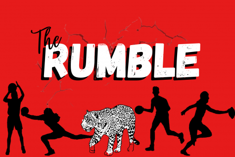 The Rumble series recognizes current recent sports happenings and events.
