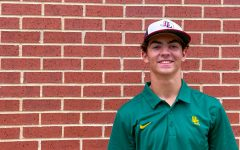 Junior Kolby Branch recently committed to Baylor University to play baseball. Branch plays as a middle infielder and a third baseman for the Leopards.