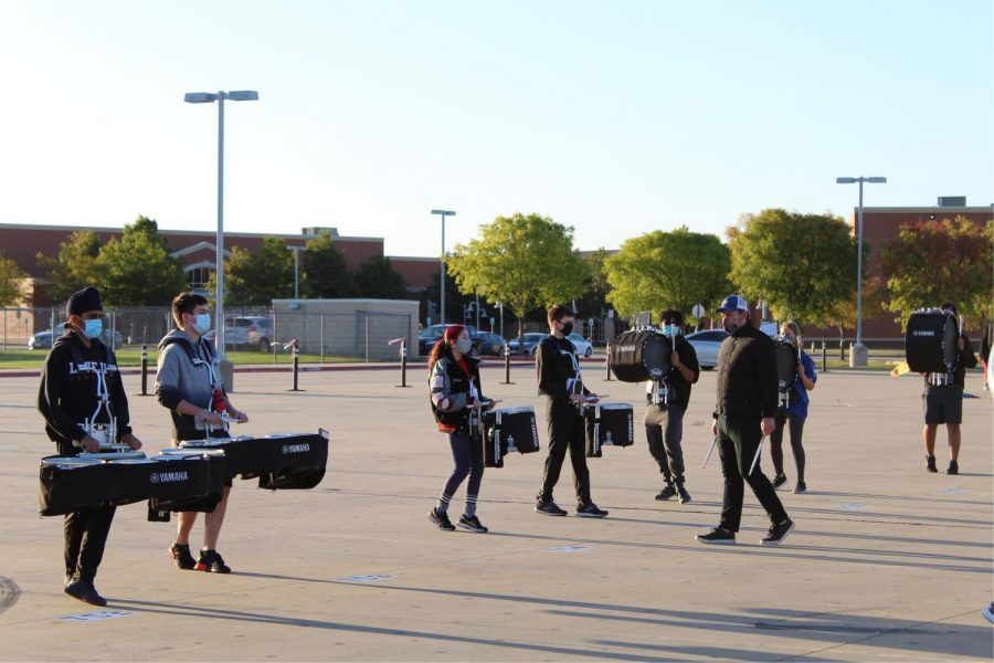 Percussion receives national honor