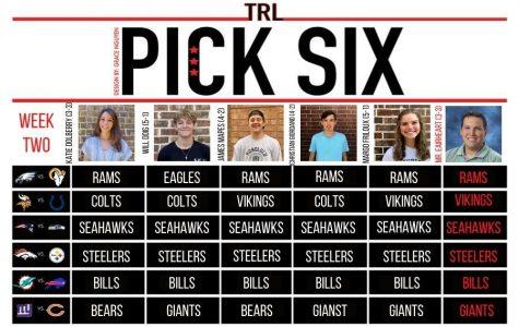Pick 6: Eairheart returns