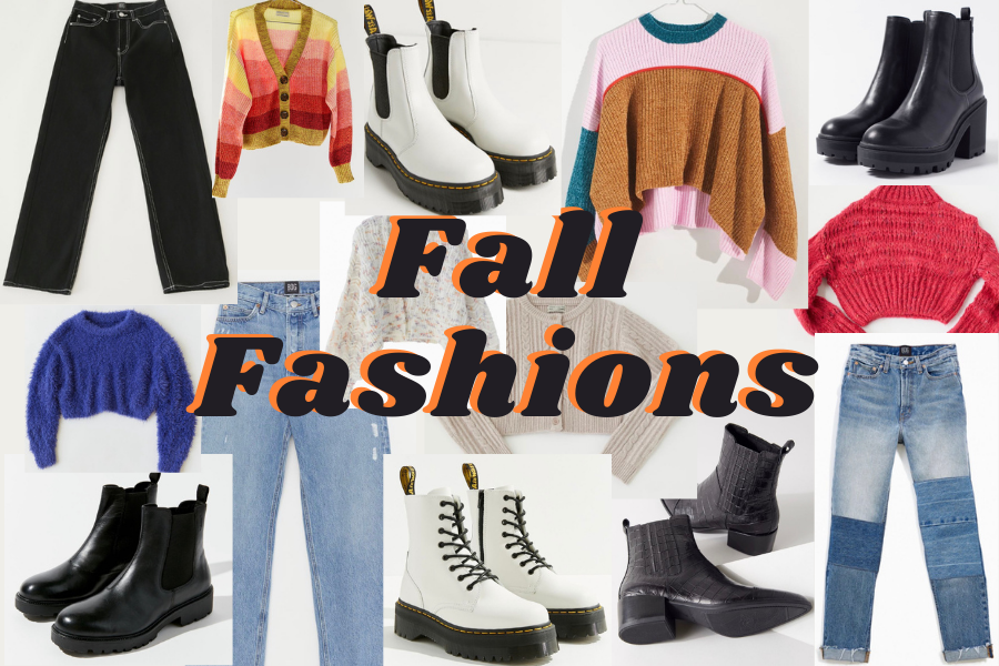 As leaves change colors and temperatures drop, new trends come in and old ones resurface. TRL's Parker Post shares some fall fashion trends.