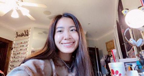 Senior Abigail Le