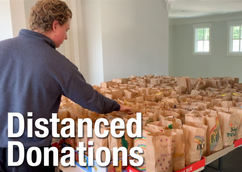 Video: Distanced Donations