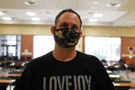 Jason Ferrebee is a Student Nutrition Specialist for the Lovejoy High School lunch staff. Ferrebee