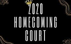 Meet homecoming court