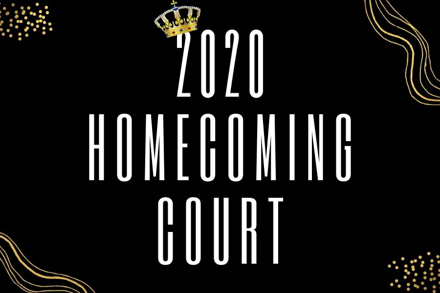 Meet homecoming court