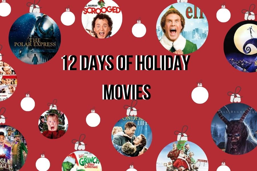 Writer, Ryan Wang rates his selection of the 12 Days of Holiday movies. He includes a short summary and his overall opinion.