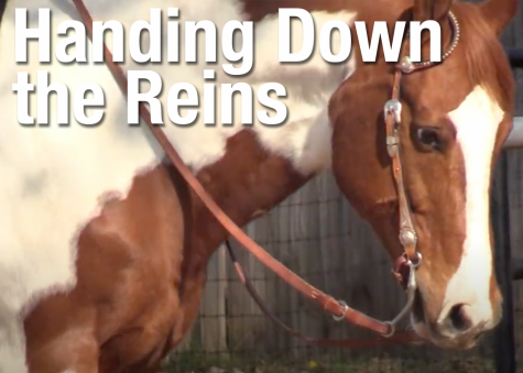 VIDEO: Handing Down the Reins