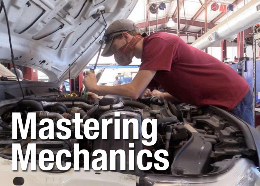A senior pursues his passion of becoming a mechanic alongside his dad.