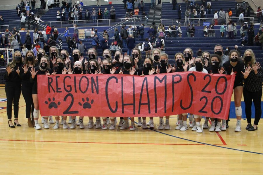 The Leopards after last nights game are now the regional champion. The team will now move on to the state semi-finals.