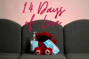 The Red Ledger's 2021 '14 Days of Love.'