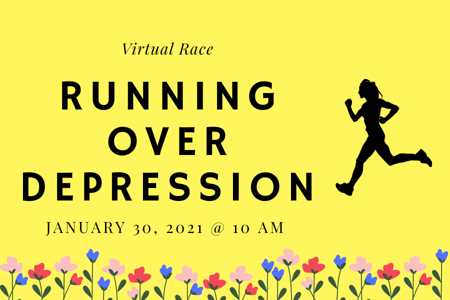 The virtual race will take place on Jan. 30. Those interested can register for the race from Jan. 20-27.